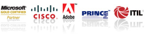 it-training-overview-logos
